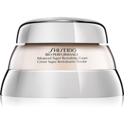 Shiseido Bio-Performance rewitalizujący krem na dzień przeciw starzeniu się skóry