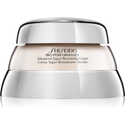 Shiseido Bio-Performance Revitalizing And Regenerating Day Cream with Anti-Aging Effect