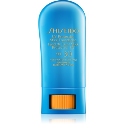 Shiseido Sun Foundation vodootporni zaštitni make-up u sticku SPF 30