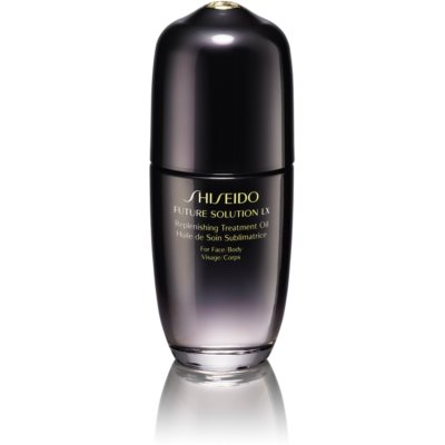 Shiseido Future Solution LX Replenishing Treatment Oil pflegendes Öl für Körper und Gesicht