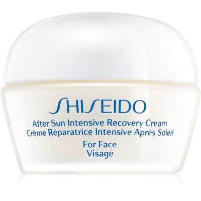 Shiseido Sun Care After Sun Intensive Recovery Cream Intensive Recovery Cream for Face
