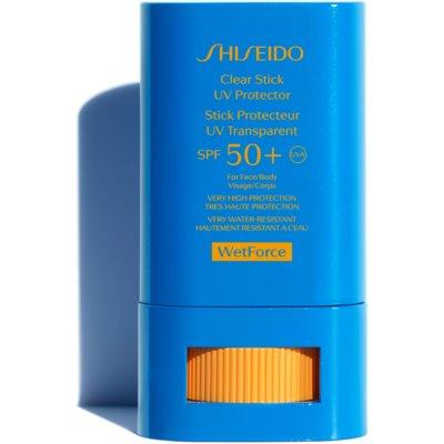 protector solar en barra  SPF 50+