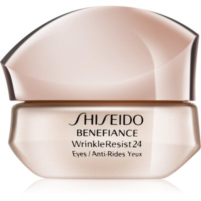 Shiseido Benefiance WrinkleResist24 Intensive Eye Contour Cream crème intense yeux anti-rides