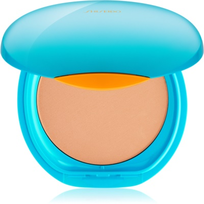 Shiseido Sun Foundation Wasserfestes Kompakt-Make Up SPF 30