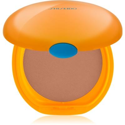 Shiseido Sun Care Tanning Compact Foundation fondotinta compatto SPF 6