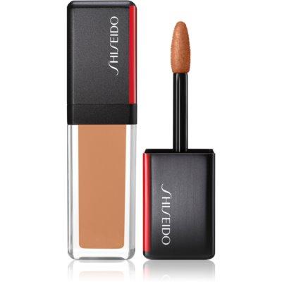 Shiseido Makeup LacquerInk LipShine flüssiger Lippenstift spendet Feuchtigkeit und Glanz