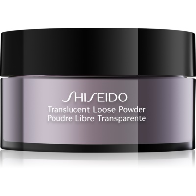 Shiseido Base Translucent Transparante Losse Poeder