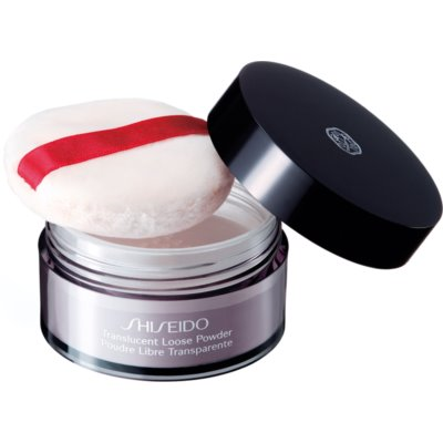 Shiseido Makeup Translucent Loose Powder transparentni puder v prahu