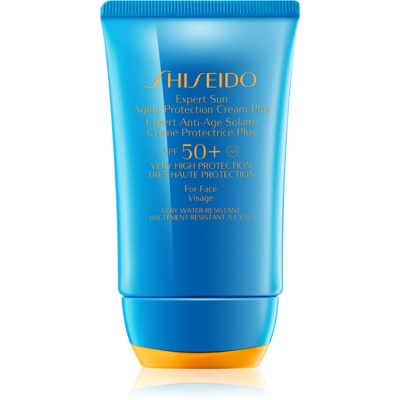 Shiseido Sun Protection Expert Sun Aging Protection Cream Plus 50+