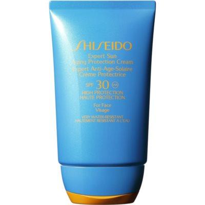 crema solar facial SPF 30