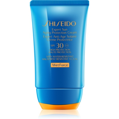 Shiseido Sun Protection Expert Sun Aging Protection Cream