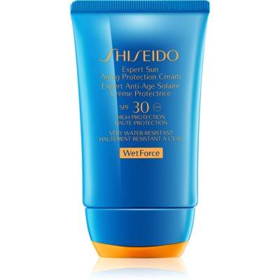 слънцезащитен крем за лице SPF30