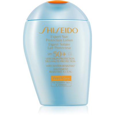 Shiseido Sun Protection Waterproof Sunscreen SPF 50+