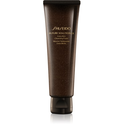 Shiseido Future Solution LX mousse nettoyante visage