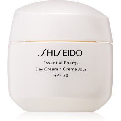 Shiseido Essential Energy Day Cream денний крем SPF 20