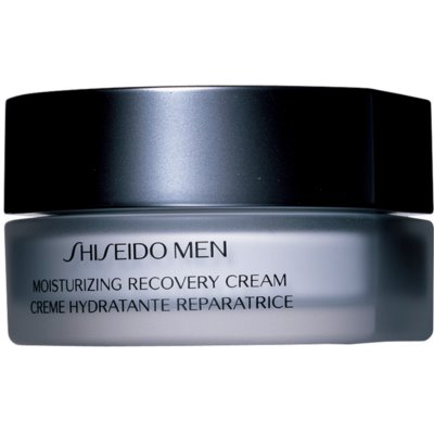 Shiseido Men Moisturizing Recovery Cream ενυδατική και καταπραϋντική κρέμα μετά το ξύρισμα