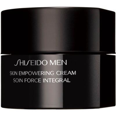 Shiseido Men Skin Empowering Cream подсилващ крем за уморена кожа