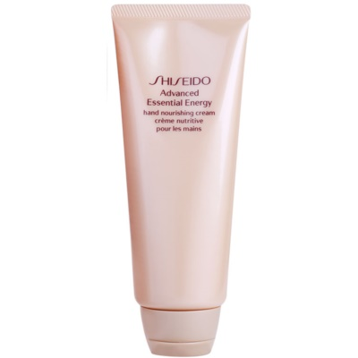 Shiseido Body Advanced Essential Energy revitalisierende Creme für die Hände