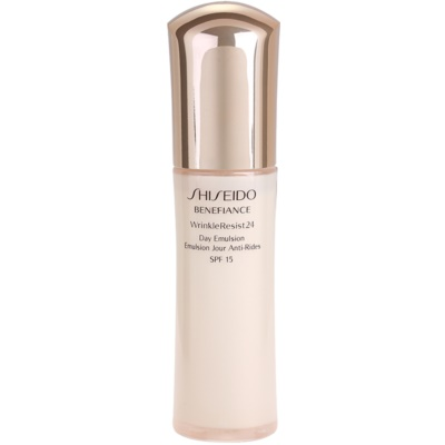 Shiseido Benefiance WrinkleResist24 Day Emulsion SPF 15