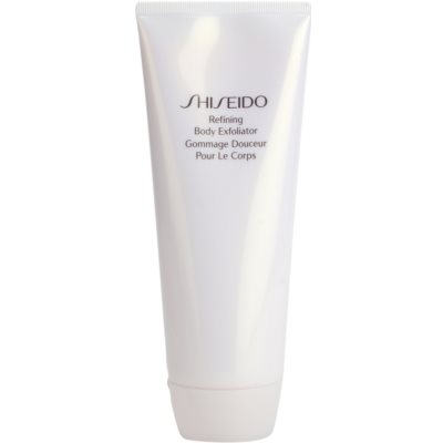 Shiseido Body exfoliante corporal con efecto humectante