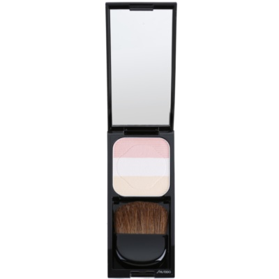 Shiseido Base Face Color Enhancing Trio večnamenski osvetljevalec