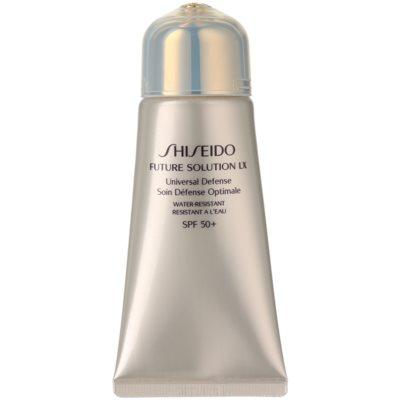 crema protectoare impotriva imbatranirii pielii SPF 50+