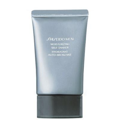 Shiseido Men Anti-Fatigue samoopaľovací krém na tvár s hydratačným účinkom