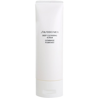 Shiseido Men Cleanse Deep Cleansing Scrub