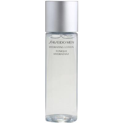 Shiseido Men Hydrate agua facial calmante  con efecto humectante