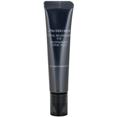 Shiseido Men Total Age-Defense крем-ліфтинг для шкіри навколо очей проти зморшок та темних кіл
