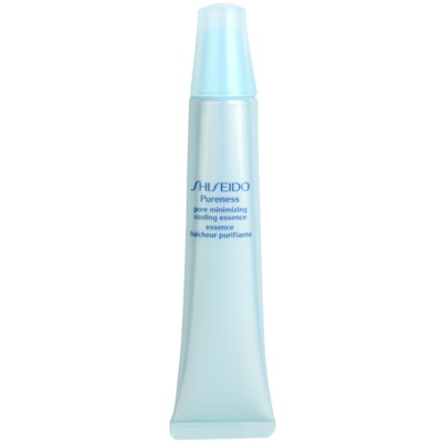 kühlende Emulsion strafft die Haut und verfeinert Poren