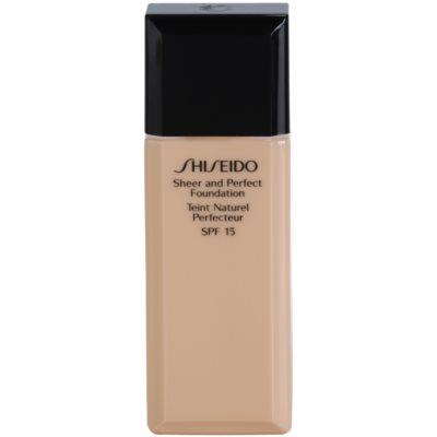 make up lichid  SPF 15