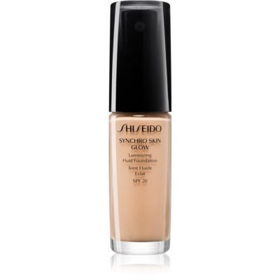 Shiseido Synchro Skin Glow make-up pentru luminozitate SPF 20