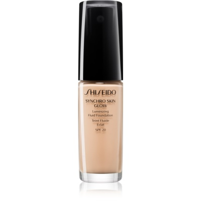 Shiseido Synchro Skin Glow Illuminating Foundation SPF 20