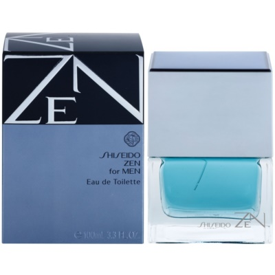 Shiseido Zen for Men Eau de Toillete για άνδρες