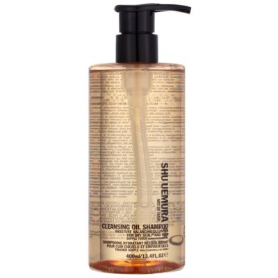 Cleansing Oil Shampoo