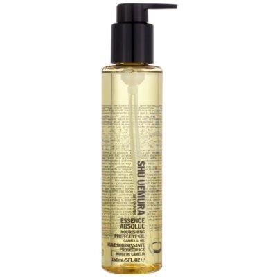 odżywczo-nawilżający olej do włosów