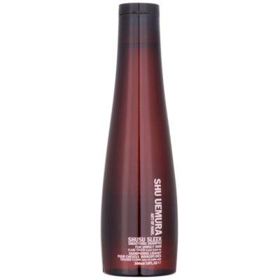 šampon za grobe in neobvladljive lase
