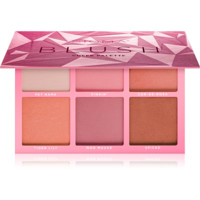 Sigma Beauty Blush Blush Palette