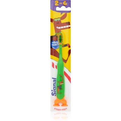 Signal Kids brosse à dents à ventouse pour enfant
