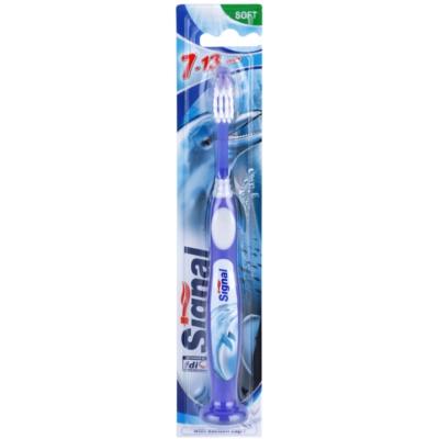 Signal Junior zobna ščetka za otroke soft