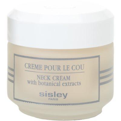 Cream For Neck And Décolleté