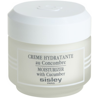 Moisturising Cream With Extracts Of Cucumber