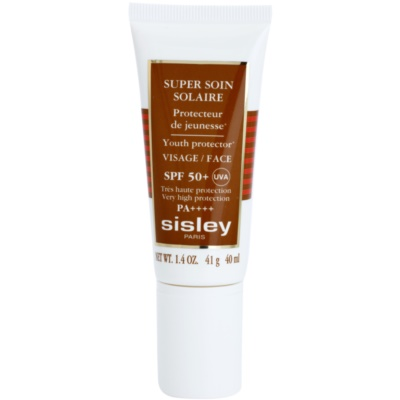Waterproof Face Sunscreen SPF 50+