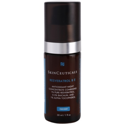 антиоксидантна нічна сироватка проти старіння шкіри