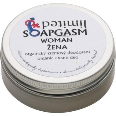 Soaphoria Soapgasm Woman déodorant crème