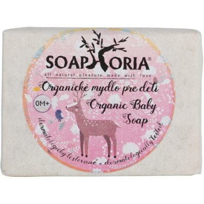 Soaphoria Babyphoria Organic Soap For Children From Birth