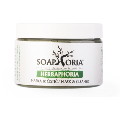 Soaphoria Herbaphoria Natural Facial Mask