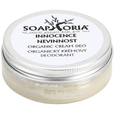 Soaphoria Innocence Organic Cream Deodorant