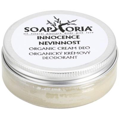 Organic Cream Deodorant